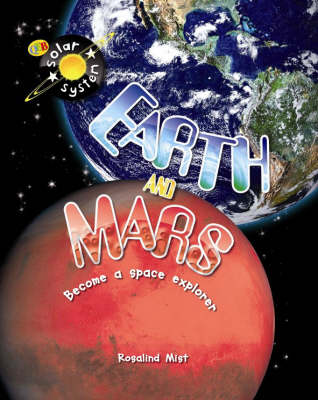 Earth and Mars by Rosalind Mist
