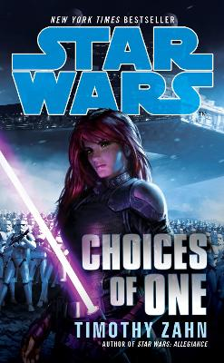 Star Wars: Choices of One book