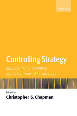 Controlling Strategy by Christopher S. Chapman