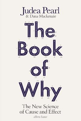 Book of Why by Judea Pearl