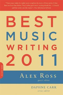 Best Music Writing 2011 by Daphne Carr