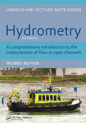 Hydrometry: IHE Delft Lecture Note Series book