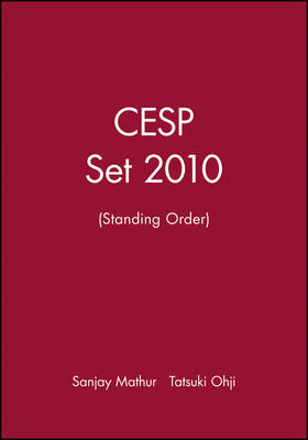 CESP Set 2010 (Standing Order) by ACerS (American Ceramic Society)