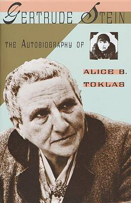 Autobiography of Alice B. Toklas by MS Gertrude Stein
