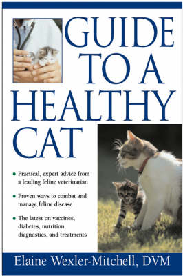 Guide to a Healthy Cat book