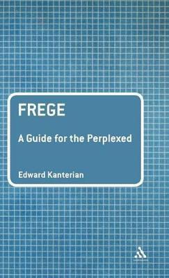 Frege by Edward Kanterian