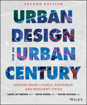 Urban Design for an Urban Century book