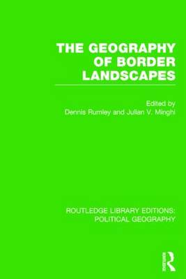 Geography of Border Landscapes book