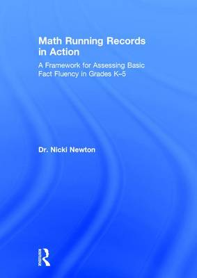 Math Running Records in Action by Nicki Newton