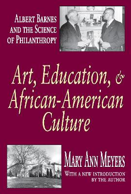 Art, Education, and African-American Culture book