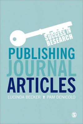 Publishing Journal Articles by Lucinda Becker