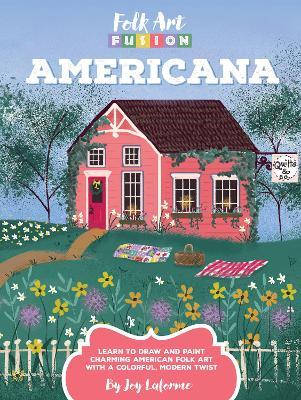 Folk Art Fusion: Americana book