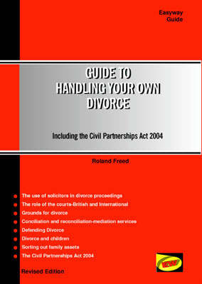 Guide to Handling Your Own Divorce book