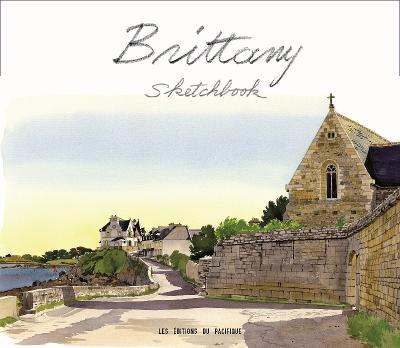 Brittany Sketchbook by Fabrice Moireau