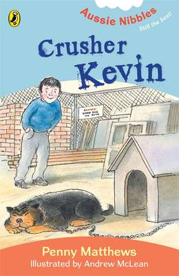 Crusher Kevin: Aussie Nibbles by Penny Matthews