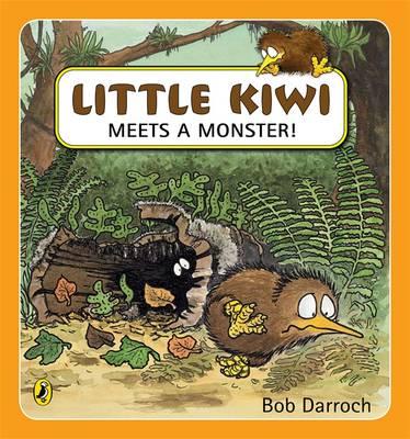 Little Kiwi Meets a Monster by Bob Darroch