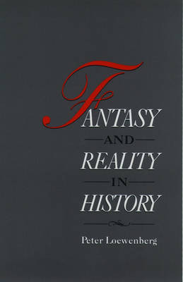 Fantasy and Reality in History book