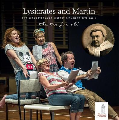 Lysicrates and Martin book