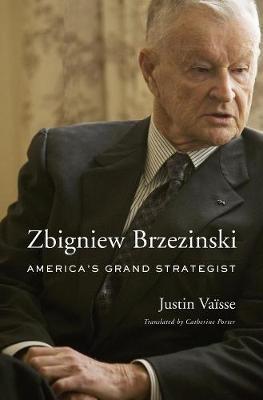 Zbigniew Brzezinski by Justin Vaisse