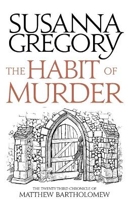 Habit of Murder book