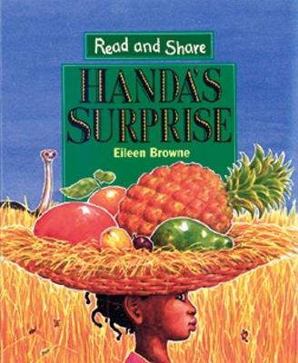 Handa's Surprise book