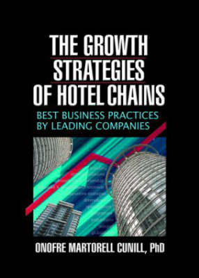 Growth Strategies of Hotel Chains book
