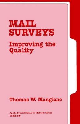 Mail Surveys book
