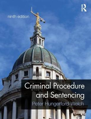 Criminal Procedure and Sentencing book