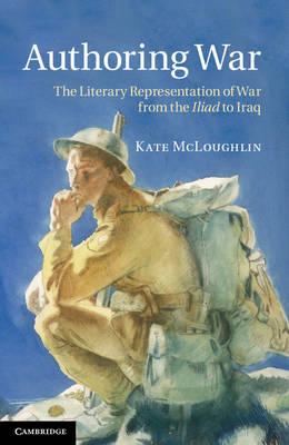 Authoring War by Kate McLoughlin