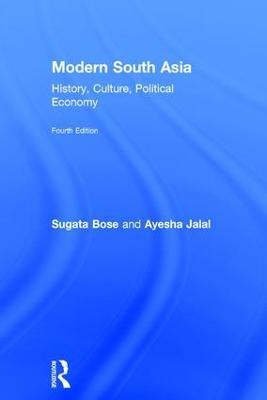 Modern South Asia book