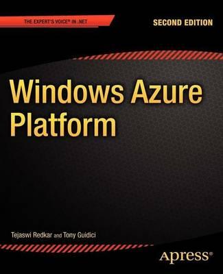 Windows Azure Platform by Tejaswi Redkar