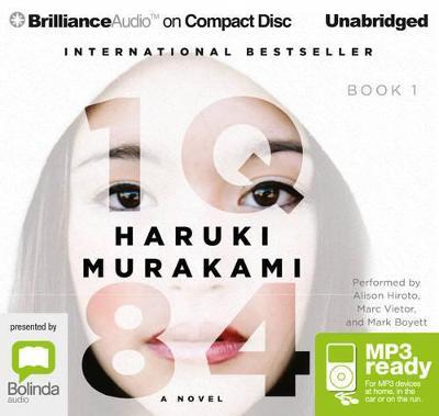 1Q84 - Book 2 by Haruki Murakami