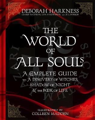 World of All Souls by Deborah Harkness