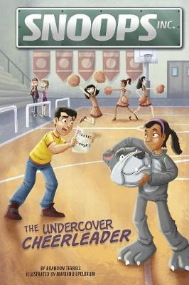 The Undercover Cheerleader by Brandon Terrell