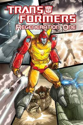 Transformers Regeneration One Volume 4 by Simon Furman
