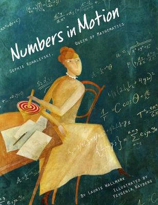 Numbers in Motion by Laurie Wallmark