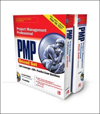 PMP Project Management Professional Boxed Set by Joseph Phillips