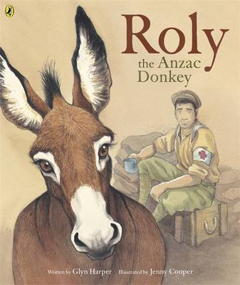 Roly, The Anzac Donkey book