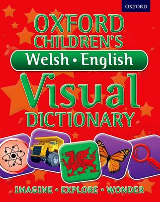 Oxford Children's Welsh-English Visual Dictionary book