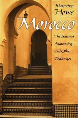 Morocco by Marvine Howe