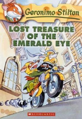Lost Treasure of the Emerald Eye book