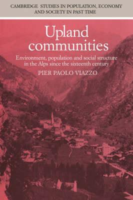 Upland Communities book