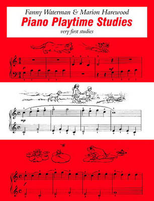 Piano Playtime Studies by Fanny Waterman