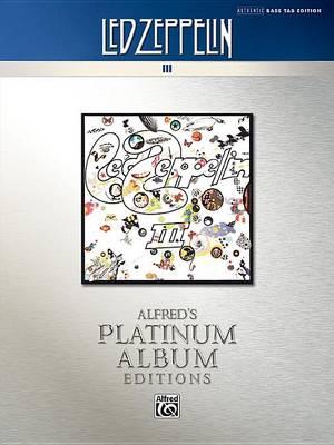 Led Zeppelin: III by Led Zeppelin