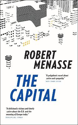 """The Capital: A """"House of Cards"""" for the E.U. by Robert Menasse"""