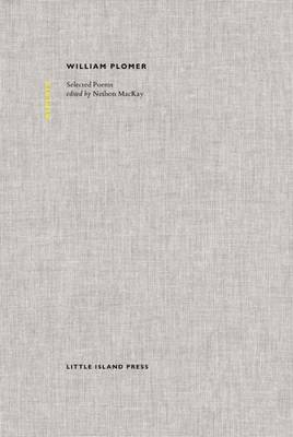 William Plomer: Selected Poems by William Plomer