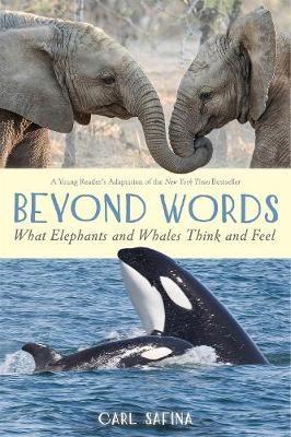 Beyond Words: What Elephants and Whales Think and Feel by Carl Safina