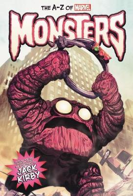 The Monster Abcs by Stan Lee
