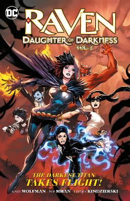 Raven: Daughter of Darkness Volume 2 by Marv Wolfman