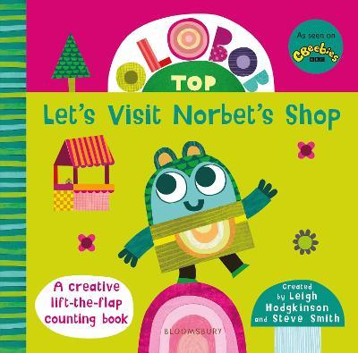 Olobob Top: Let's Visit Norbet's Shop by Leigh Hodgkinson